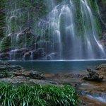 Love Water Fall in Sapa