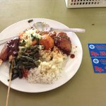 Nasi Campur - Best in Bali