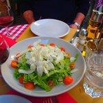 salade mozzerela