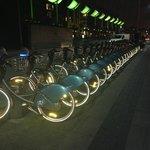bike rental on smithfield square