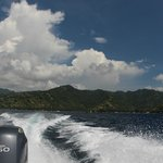 Speedboat from Lombok to Trawangan