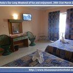 bedroom 1603