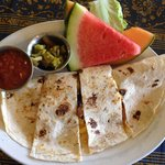 Albuquerque quesadilla
