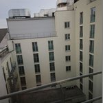 807号室窓からの眺め