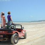 Экскурсия на багги по дюнам