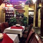 Lowland restaurant interior