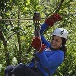 Canopy in Cahuita