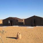desert luxe  tent