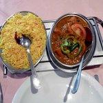 Tikka Chicken Chilli Mosalla - main
