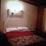 Bedroom, cabin 13