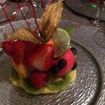 meli melo sorbets/fruits