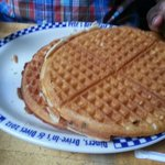 Tasty Waffles - light and slightly crispy
