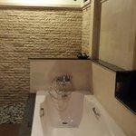 Separate Bathtub & Shower