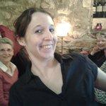 Stéphanie (notre serveuse): bonne humeur au menu !