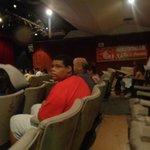dentro teatro
