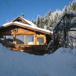 B&B il Molino neve/snow