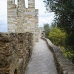 stroll along the ramparts