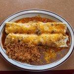 Burritos colorados