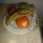 Приветственный набор фруктов