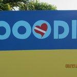 resort wall sign/motto
