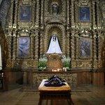 Inner altar