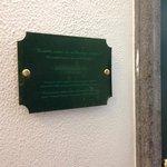 camera dove soggiorno' Ludovico Ariosto