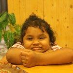 Jacinda, the cutie