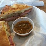 BBq Cuban - delicious!