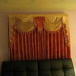 """Bollywood"" style curtains"
