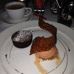 Dessert in Cedars Grill