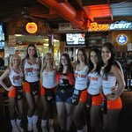 So many waitresses with me.