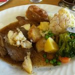 My visit on mothers day and the roasts were amazing.