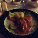 Dinner at italian restaurant