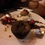 Bizcocho de chocolate templado ( delicioso!!)