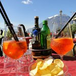 Spritz with a view!