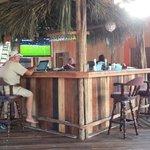 bar at Rose's