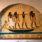The Egyptian Room Mural
