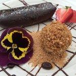 Crepe al cacao 10€