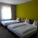 Dreibettzimmer  für mich alleine :-)