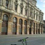 zona historia y teatro