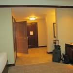 As you can see these rooms are HUGE