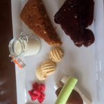 gluten and dairy free desert for mothers day made specially for me by christina dugard, head che