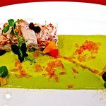 Dungeness Crab with whipped Avocado