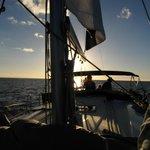 à bord du Keila