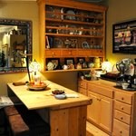 Dining Room Coffee Bar