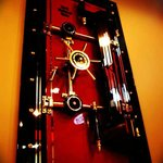 First National Bank Vault Door ( Made famous by John Dillinger on March 9th, 1934)