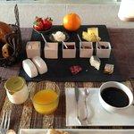 Breakfast a la Maison