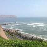 The Pacific Ocean, Miraflores, Lima