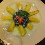 Gnocchi dessert