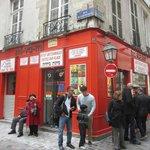 restaurant typique rue des rosiers